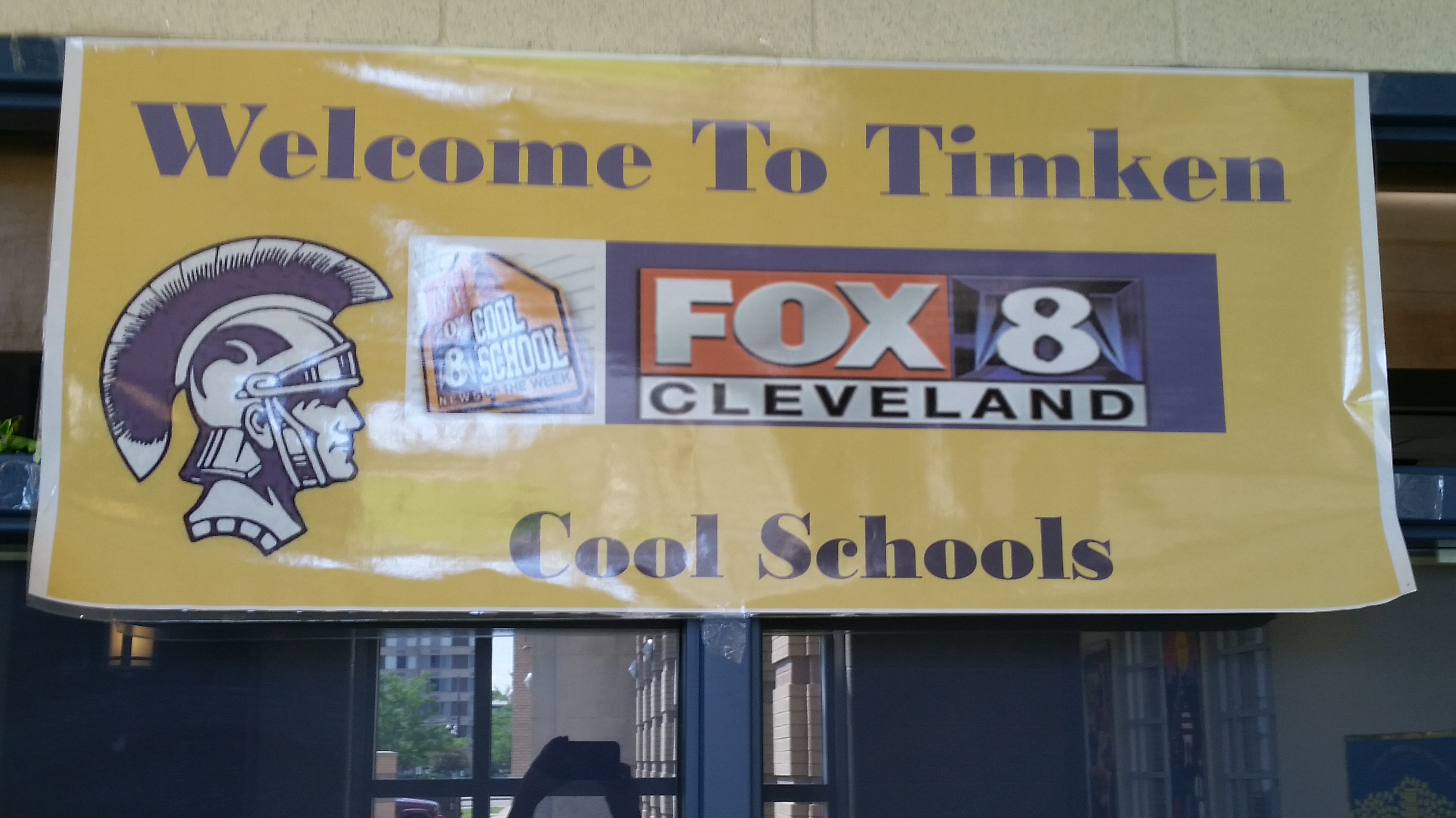 Timken is a Cool School