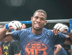 """It's one thing for former Timken High School wrestler Damonte Robinson to see his name in print in MMA regional rankings. It's been another for Robinson — one of the top MMA lightweight prospects in the Midwest — to realize people are starting to recognize him around town. """"I was out jogging when all of a sudden a car swerved into the alleyway and somebody jumped out of the car,"""" Robinson said. """"I didn't know what was going on at first, but it turns out it was a fan who recognized me and wanted to talk. I never really saw myself as having that kind of influence that somebody would go out of their way to stop and talk to me like that. It definitely motivated me to keep grinding."""" Robinson will wrap up a busy year with a fight at Bayfront Brawl IV on Wednesday night at the Bayfront Convention Center in Erie, Pa. Like most this week, Robinson will be afforded the opportunity to put on a few pounds during the holiday week. Unlike most, Robinson's extra weight could come from a new championship belt. He will challenge Aaron Mitchell for the Bizzarro MMA lightweight championship title on Thanksgiving eve 2017."""