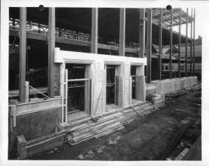 Construction of Timken 1938/1939