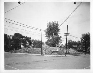 Construction of Timken 1938/1939