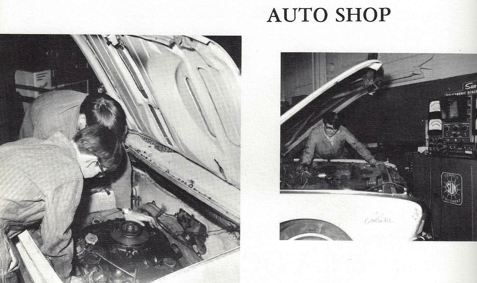 Timken Automotive Shop 1969