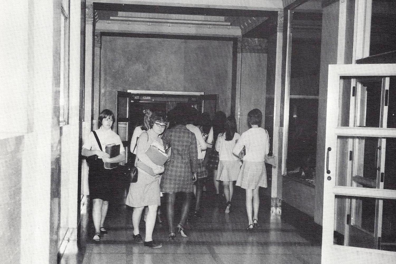 Timken Second Floor 1969