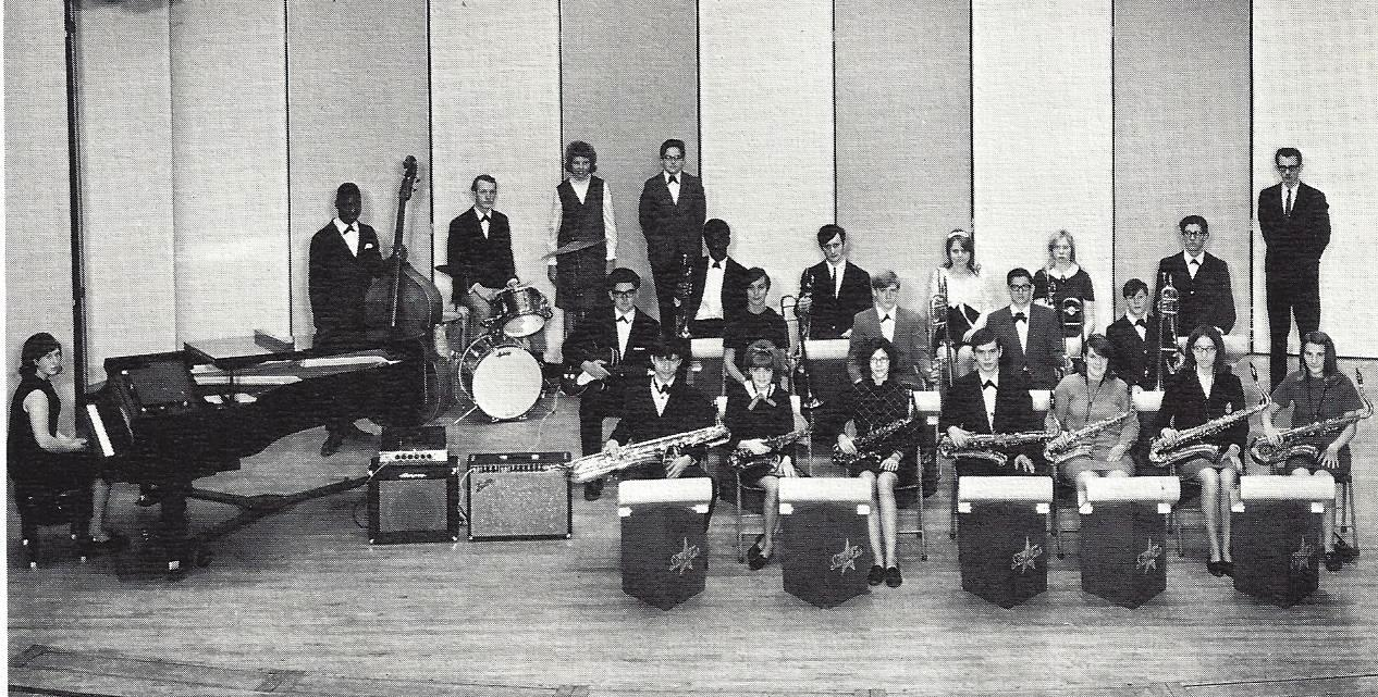 Timken Dance Band 1969