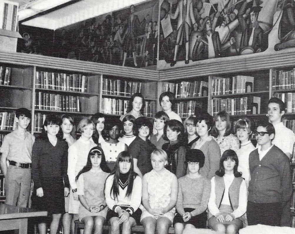 Timken Library 1969