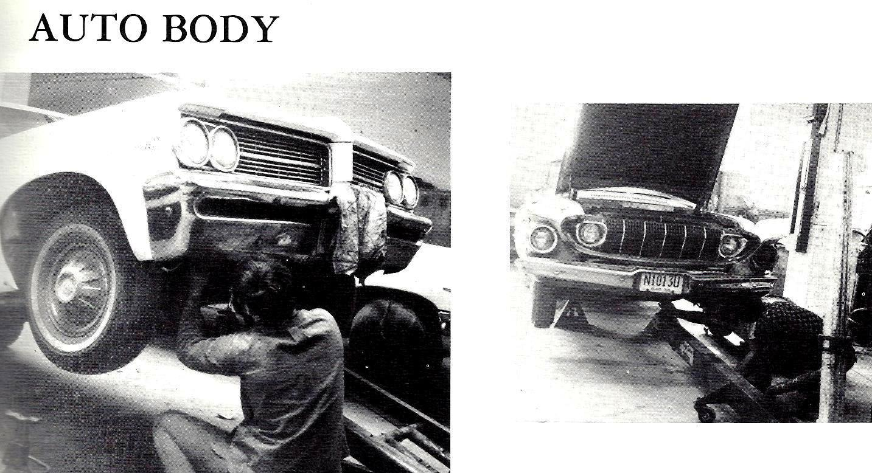 Timken Autobody 1969